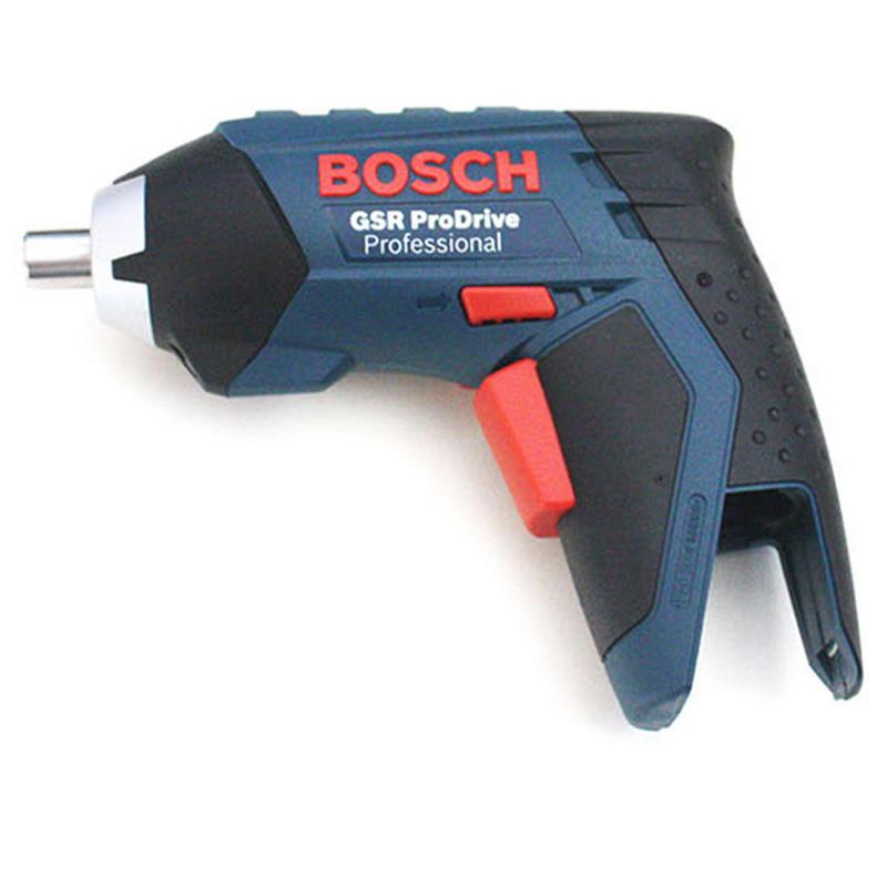 brand new bosch gsr prodrive 3 6v cordless screw driver body only unit ebay. Black Bedroom Furniture Sets. Home Design Ideas